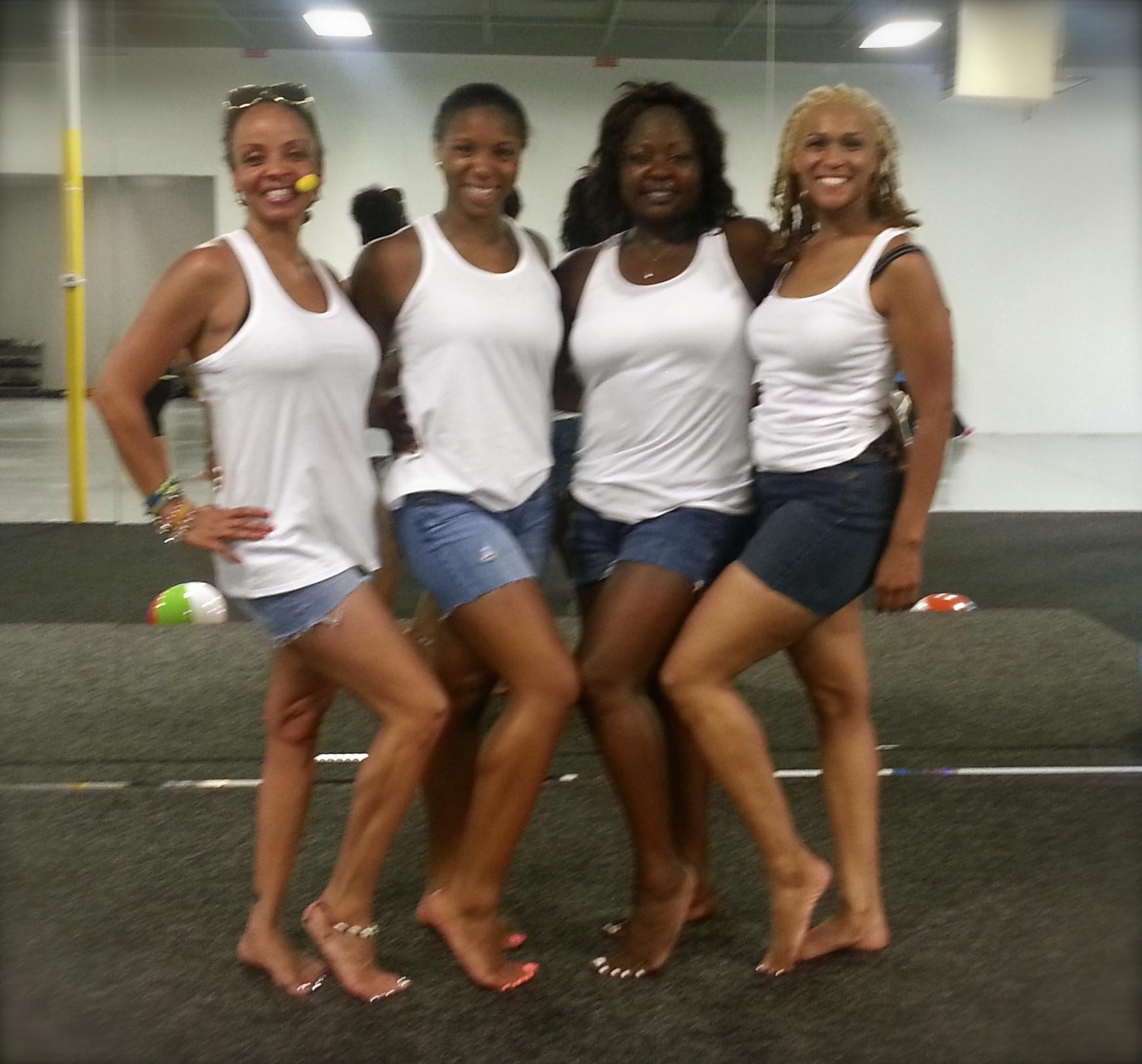 Team Afro-Caribbean